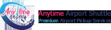 Anytime Shuttle Sydney Logo
